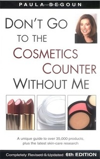 Paula Begoun is the cosmetics cop. She offers product reviews for virtually every major skincare and makeup product on the market. She's Consumer Reports for skincare.Cosmetics Counter, Skincare, Cosmetics Cops, Skin Care, Department Stores, Book Worth, Paula Begoun, Beautiful Bible, Beautiful Products