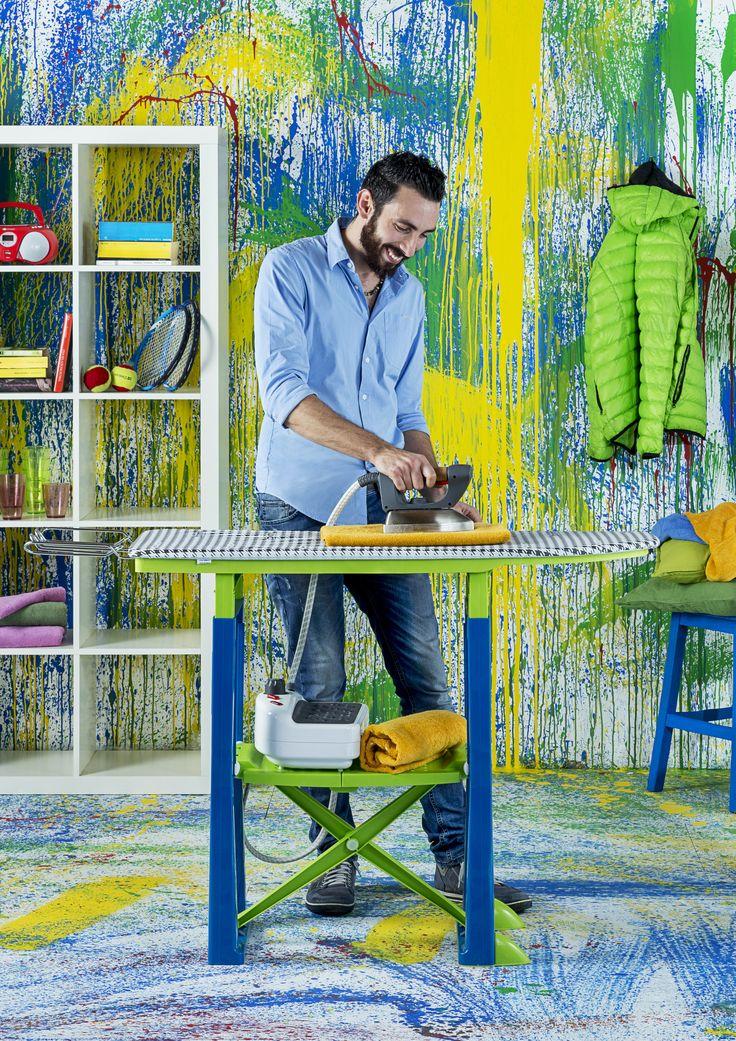 Oltre 25 fantastiche idee su asse da stiro su pinterest for Piani di casa di 8000 piedi quadrati