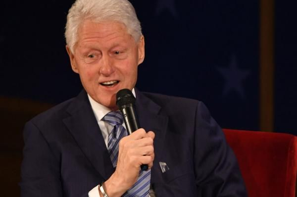 """The History Channel says it has ordered a six-part political thriller called """"The Breach: Inside the Impeachment of Bill Clinton."""""""