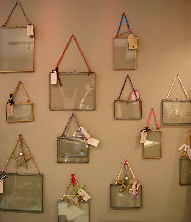 Frames from La Madeleine shop, Hereford