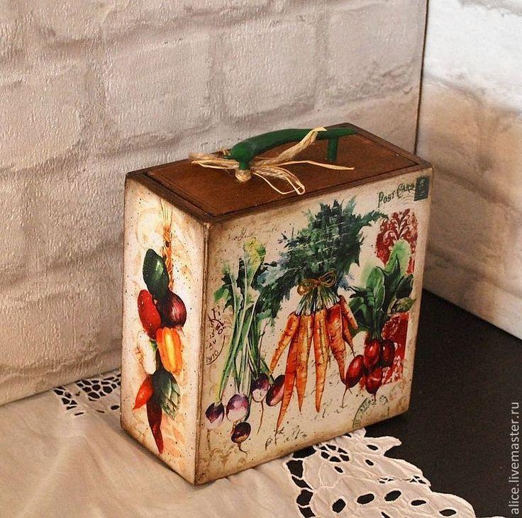 Купить Короб для специй - зеленый, перец, перец чили, перчик, перчики, овощи, специи, приправы
