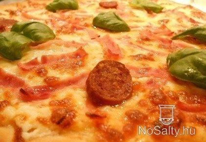 pizza teszta recept