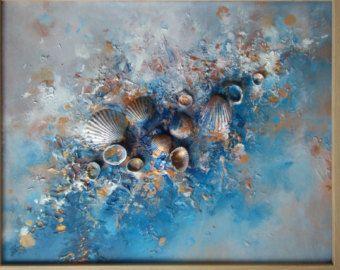 Ursprüngliche abstrakte Malerei abstrakte Kunst von COLORSofmyeARTh