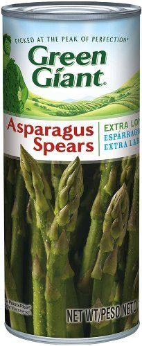Green Giant Whole Spear Asparagus 15 oz 12 Pack * Be sure to check out this awesome product.Note:It is affiliate link to Amazon. #commentbelow