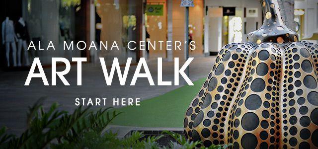 Ala Moana Center's Art Walk