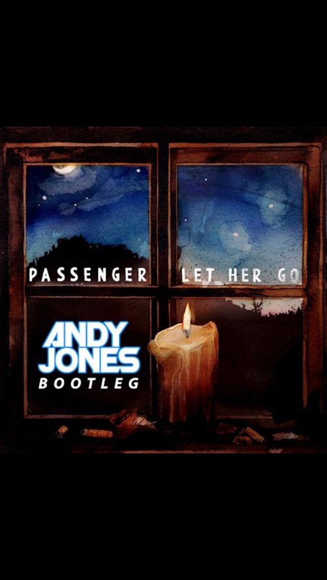 Passenger - Let Her Go (Andy Jones Bootleg)