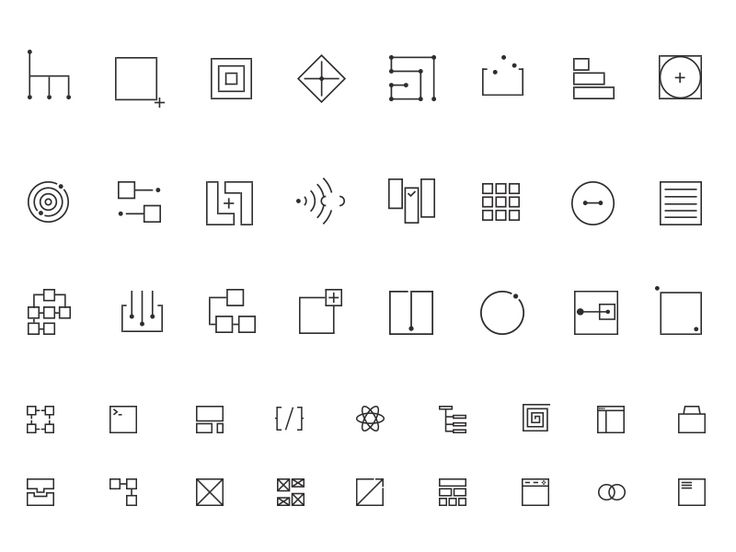 UIG Studio Icons