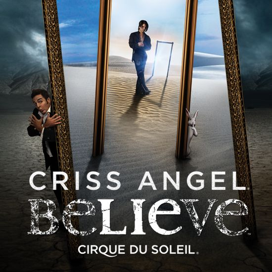 Criss Angel Believe | Las Vegas Show at Luxor | Cirque du Soleil | Showing at The Luxor