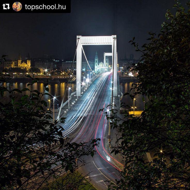 #Repost @topschool.hu with @repostapp. ・・・ Budapest az éjszakai fotózás gyakorlaton. www.topschool.hu  #mik #magyarország #ilovebudapest #hungary #ig_budapest #tanfolyam #topschool #iskola #canon #ikozosseg #igdaily #ig_today #ig_hun #welovebudapest #bridge #nightout #night #thisisbudapest #insta_budapest
