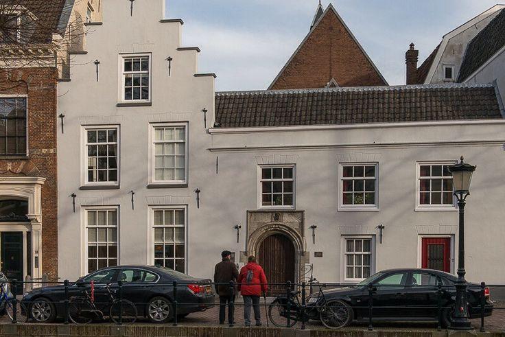 Huis Loenersloot, Nieuwegracht