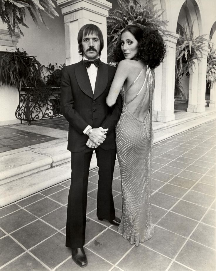 Sonny&Cher One of my favorite pictures of all time.-jw