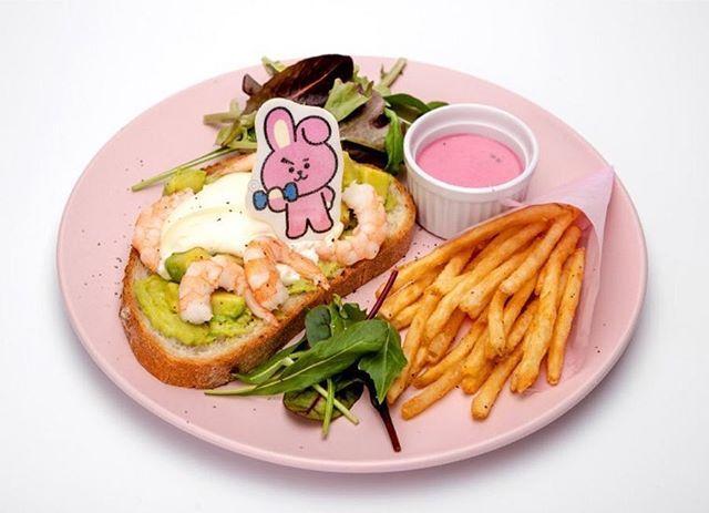 The Bts Meal Korea