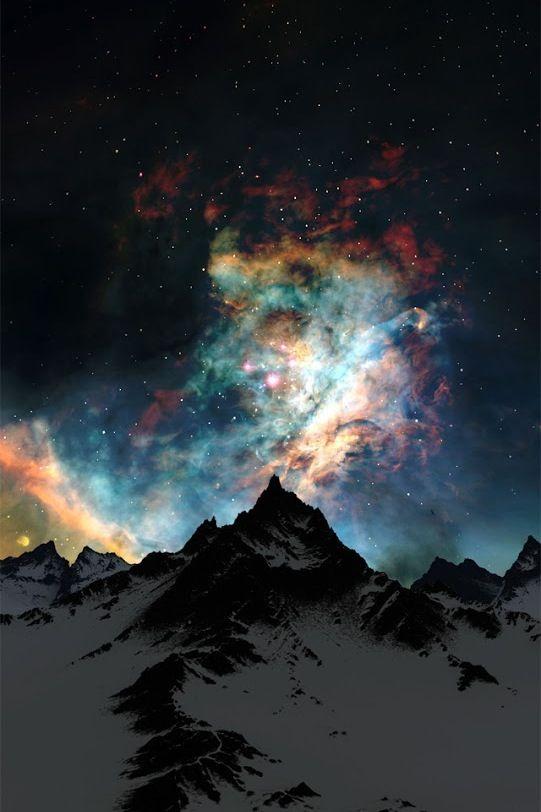 Magnificent sky