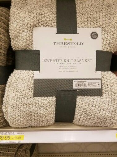 Target Threshold Knit Queen Blanket All Things Apartmenty