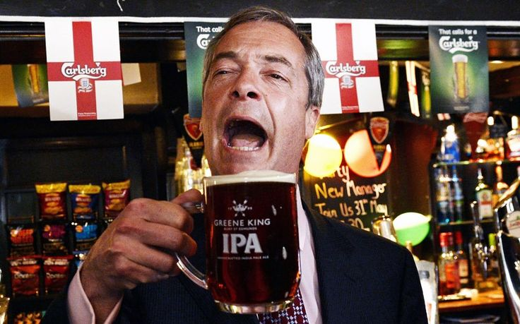 Ukip storms European elections - Telegraph