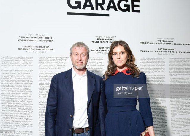Διαζύγιο ζεύγους Αμπράμοβιτς: Τι θα γίνει με τα έργα τέχνης;: Ο γνωστός ρώσος ολιγάρχης Ρόμαν Αμπράμοβιτς και η σύζυγός του Ντάρια Ζούκοβα…