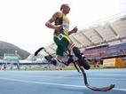 Double amputee Oscar Pistorius will make his Olympic debut in August after he was added to South Africa's final team for the London Games on Wednesday.