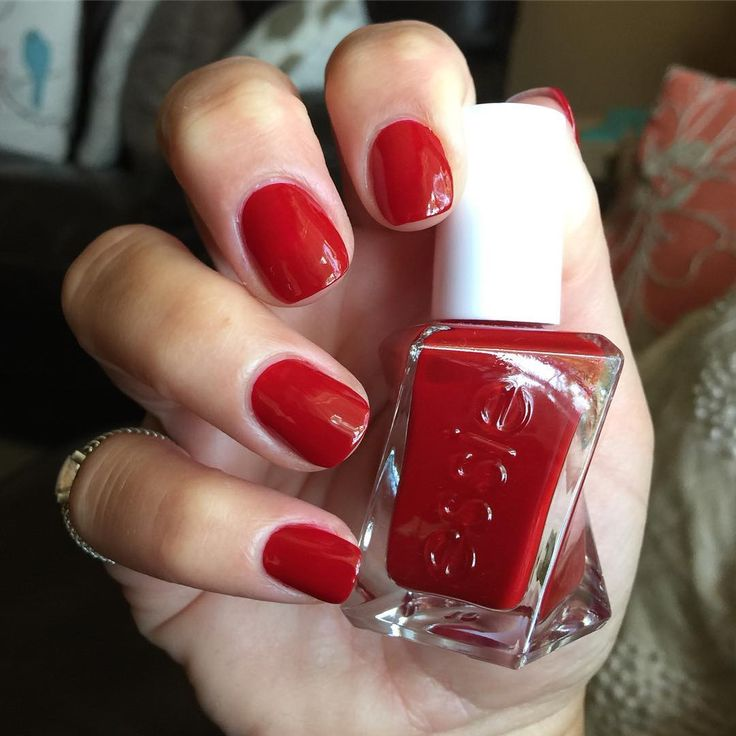 Powder Nail Polish Near Me: The 25+ Best Red Gel Nails Ideas On Pinterest
