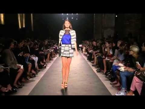 Les Copains | Verão 2013 / 2014 | Milan Fashion Week | Desfile