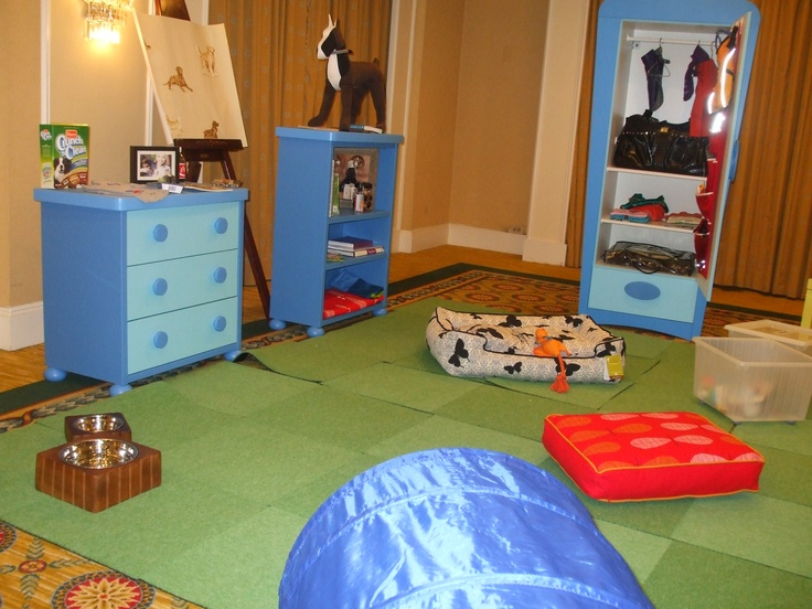 38 best Dog Room designs images on Pinterest Animals, Dog stuff - dog bedroom ideas