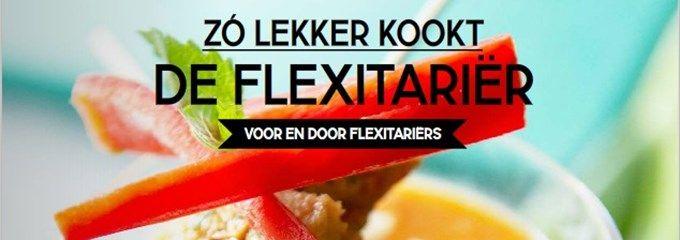 Kookinspiratie opdoen met vleesvervangers? Download het gratis e-kookboek van en voor flexitariërs op de site van de flexitariër. Met recepten van Pierre Wind!