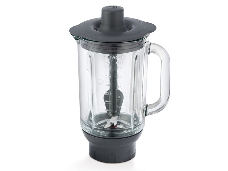 KENWOOD MAJOR/CHEF TERMO GLASSBLENDER - Power.no