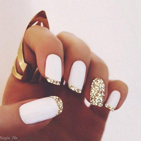 nail art for short nails: