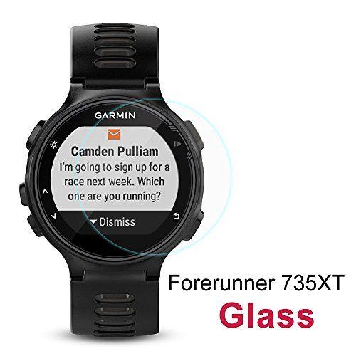 AWINNER Glass For Garmin Forerunner 735XT , Premium Glass Film 0.2mm Real Tempered Glass Screen Protector for Garmin Forerunner 735XT (9H) Free Lifetime Replacement Warranty - Garmin Forerunner 735XT Glass,AWINNER® Premium Glass Film 0.2mm Real Tempered Glass Screen Protector for Garmin Forerunner 735XT (9H) Free Lifetime Replacement Warranty