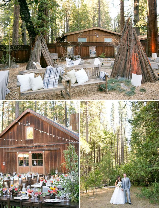 Yosemite National Park venue