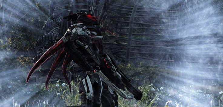 Crysis 2 -zawooosh by Tomyum72.deviantart.com on @DeviantArt