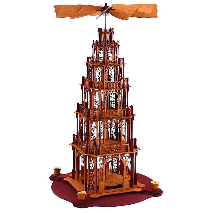 DAMASU-Info-Blog: Auszug aus der Bastelanleitung für kleine gotische...