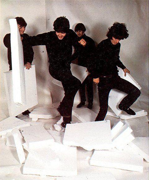 The Beatles - Fotos extrañas (Especial)