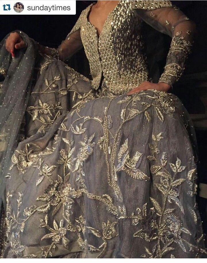 Pakistani bridal by Mahgul.