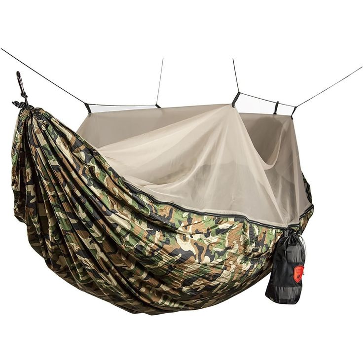 Looking for a hammock that is great at keeping bugs off of you? Then check out the Skeeter Beeter Pro, that comes with an attached bug net, easy to use suspension system, and comfortable nylon fabric -- giving you a all around great camping experience.  Click the link below to find out more about it: https://hammocksforcamping.com/grand-trunk-skeeter-beeter-pro-mosquito-hammock-review-letting-you-sleep-bug-free