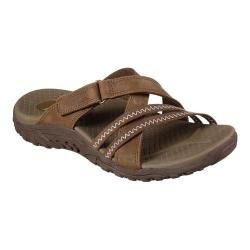 Shop for Women's Skechers Reggae Captive Slide Desert Brown. Free Shipping on orders over $45 at Overstock.com - Your Online Shoes Outlet Store! Get 5% in rewards with Club O! - 21135461