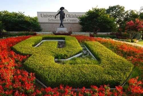 University of Oklahoma     via:  Sooner Faithful