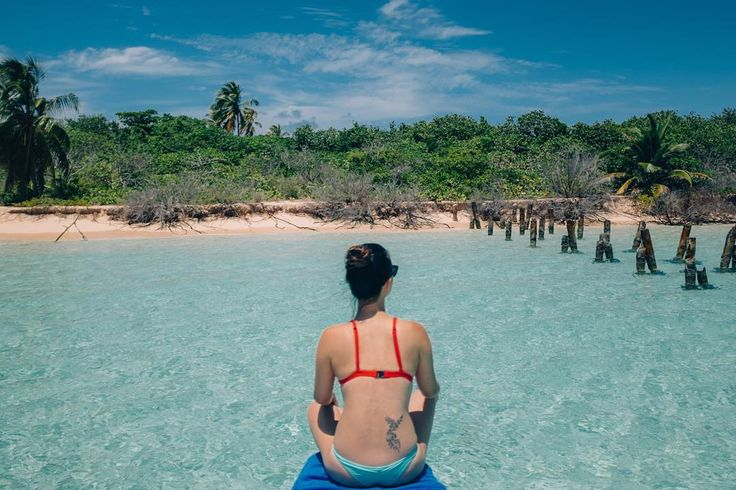 Icacos is a little island off of Fajardo and we basically had it all to ourselves!  #travelblog #travelblogger #instatravel
