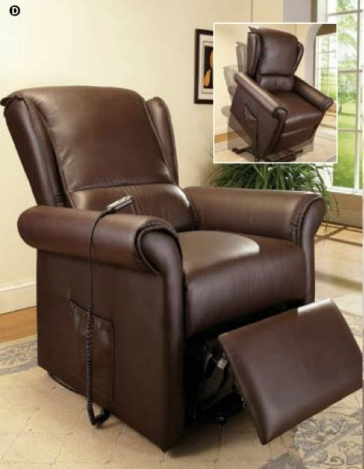 Emari Dark Brown Leatherette Power Lift Recliner Chair with Massage Function 59169 by Acme & 26 best Power Lift Chairs images on Pinterest | Recliner chairs ... islam-shia.org