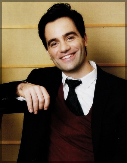 Ramin Karimloo - stage actor and singer/song writer. His latest roles are Jean Valjean in both London and Toronto.