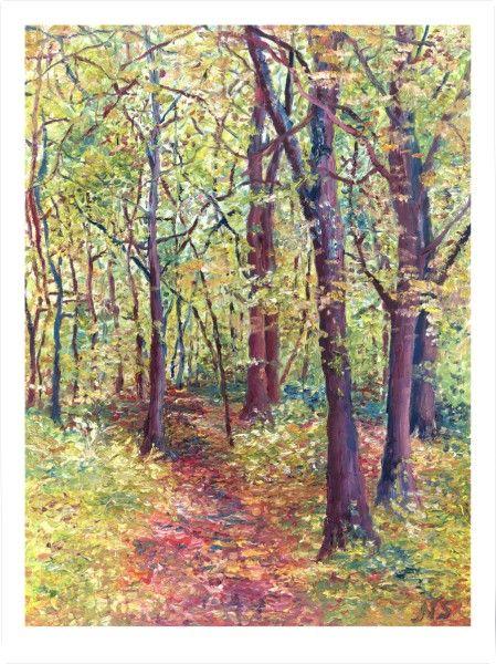 'Belleek Woods' www.niamhslack.com