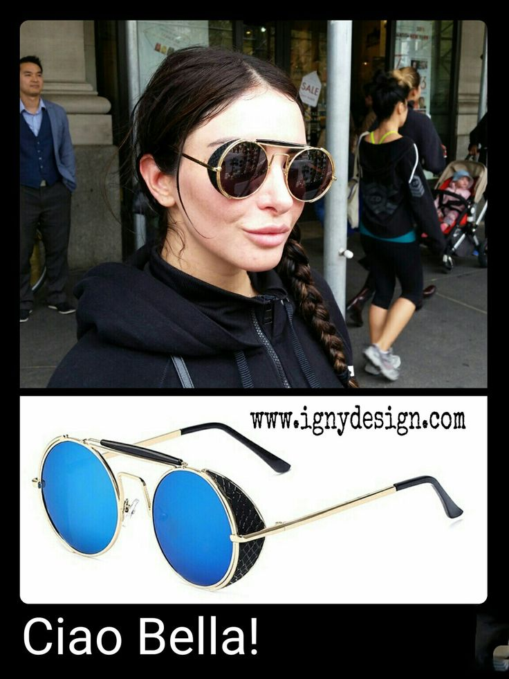 31 best Retro & Steampunk Sunglasses NYC Fashion images on Pinterest ...