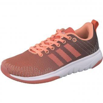 adidas neo Cloudfoam Super Flex W Sneaker  in coral