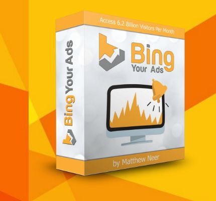 Bing Your Ads Review  Powerful Training To Get High Quality & Consistent Traffic With Simply Turn On Bing Ads
