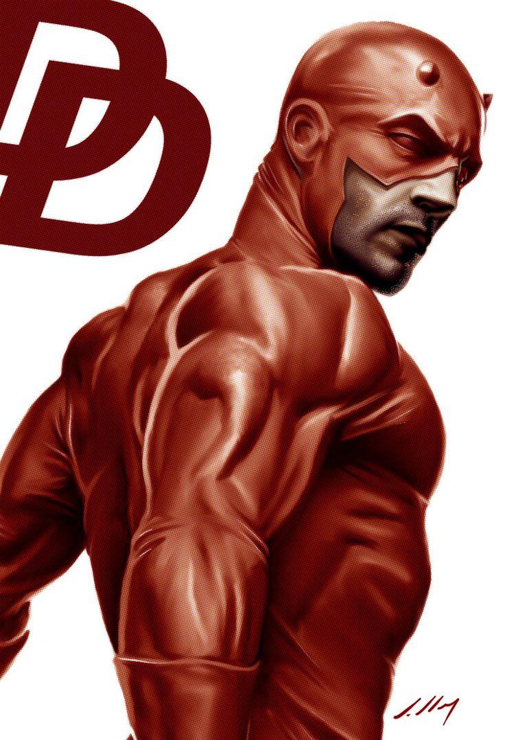 The Man Without Fear by axlsalles.deviantart.com on @deviantART