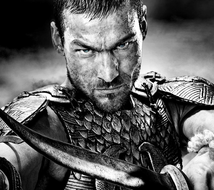 I ♥ the original Spartacus--- R.I.P Andy Whitfield