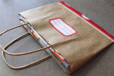 Ziploc bag tote bag: Ziplock Bags, Gifts Bags, Paper Bags, Bags Organizations, Totes Bags, Ziploc Bags, Organizations Totes, Bags Totes, Crafts