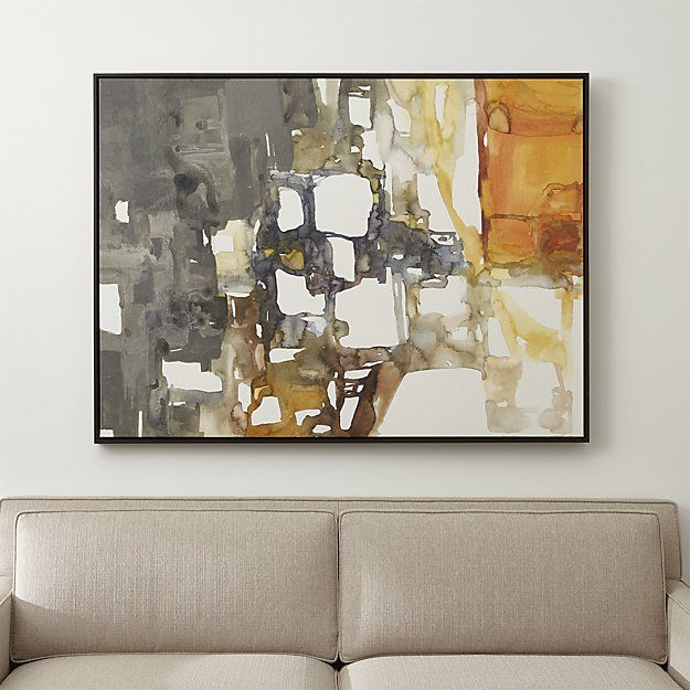Semblance of order print wall printshome decor wall artwatercolor