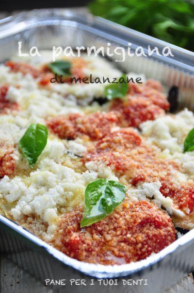 Parmigiana di melanzane grigliate