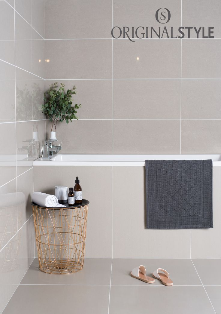 Perugia Taupe from Original Style's Tileworks collection. Chic and fashionable, like their italian city name sakes. These tiles are extremely adaptable for all spaces making them perfectly versatile for bathrooms and kitchens.