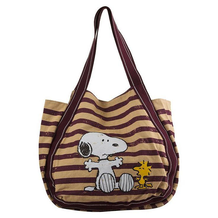"""Γυναικεία τσάντα """"Snoopy"""" Peanuts – brands4all"""